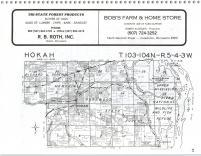 Map Image 013, Houston County 1984
